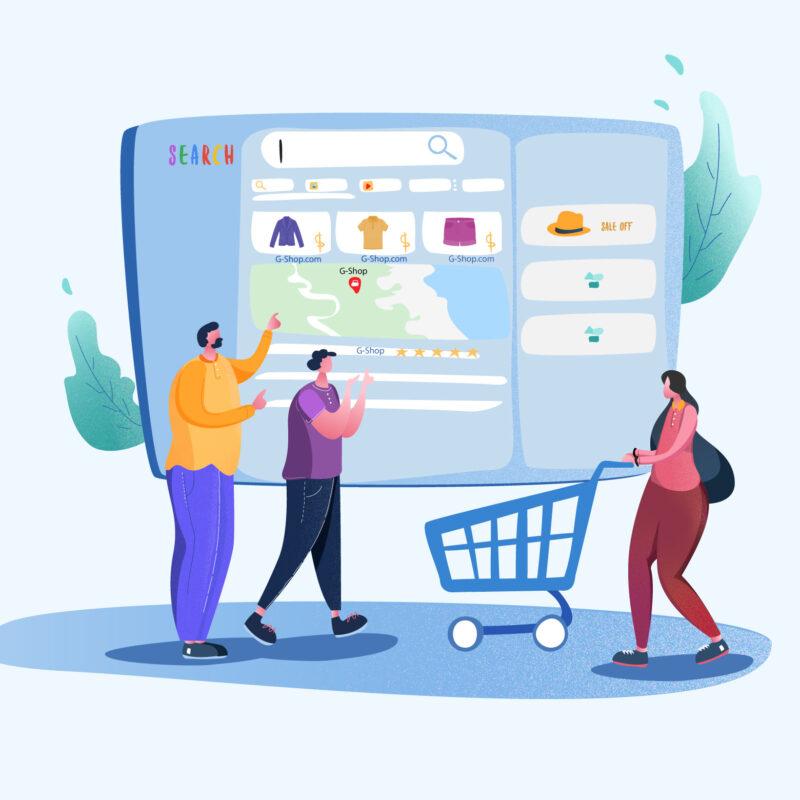 diafimisi-sti-google-ads-global-concept