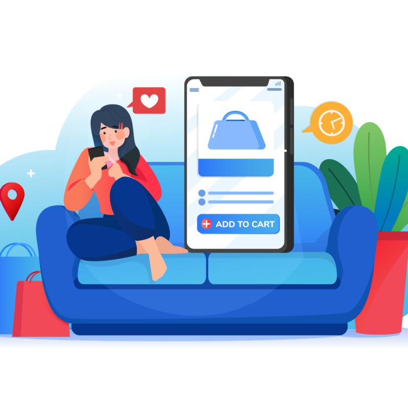 google-shopping-ads-diafimisi-global-concept
